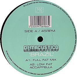 Demacustico - Brazil - Far Out - 2002 #319374