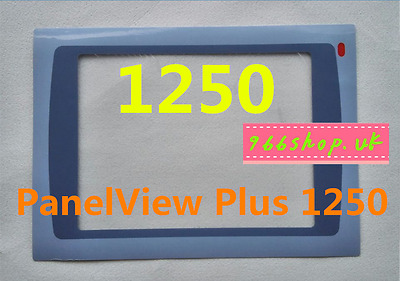 For Allen Bradley PanelView 1250 2711P-T12C4A6 2711P-RP6A  Protective Film