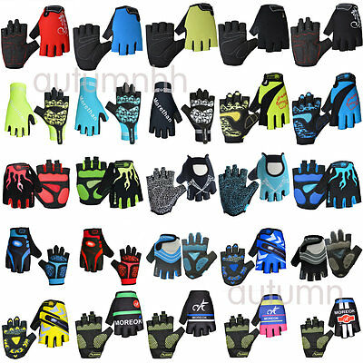 Wholesale Cycling Bicycle Bike Sports Half Finger/Full Finger Gloves Adult/Kids