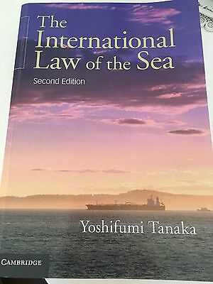The International Law of the Sea by Yoshifumi Tanaka (Paperback, 2015)