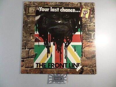 The Front Line II [Vinyl, LP, FLB 3001]. Big Youth Twinkle Brothers  The Gladiat