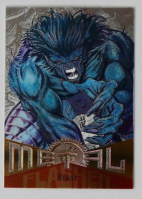 Marvel Metal - Flasher 137 Card Set -  Komplett