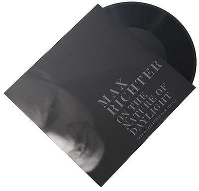 Max Richter On The Nature Of Daylight 12 Inch Vinyl Music From The Film Arrival