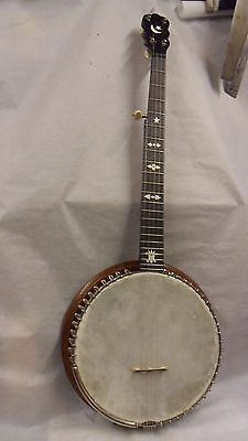 """Banjo- 5 String """"g"""" With Carrying Bag"""