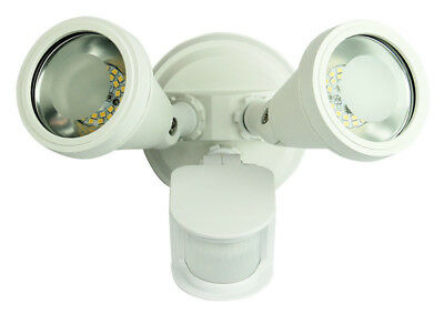 NEW Cadet LED Twin Sensor Flood Light