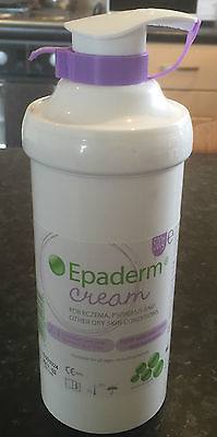 Epaderm 500g - MIN EXP 01/19 - 2in1 Emollient/Cleaner + BNIB + Inc P&P + 100%FB