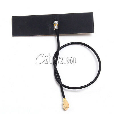 WIFI 2.4GHz IPEX Antenna Internal Built-in FPC Soft Antenna High Gain 5dBi