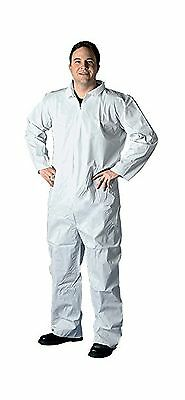 Buffalo Industries (68524) Non-Hooded SMS Disposable Coverall - Size XXL - NEW