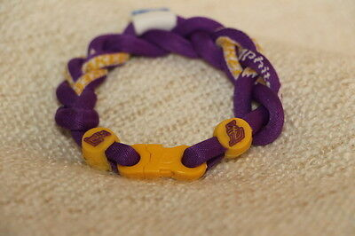 NBA LA Lakers titanium infused wristband, free post and free gift included