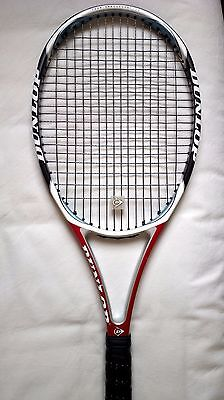 Raquette DUNLOP AEROGEL 300 3 HUNDRED  Grip 4 (US 4 1/2) Racket Tennis Strung