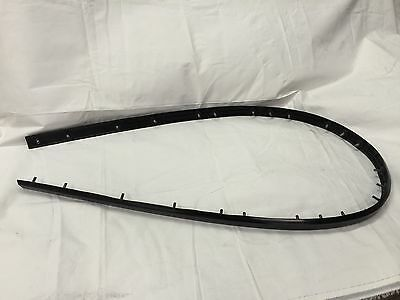 78-87 New El Camino Rear Bumper Impact Strip Rubber
