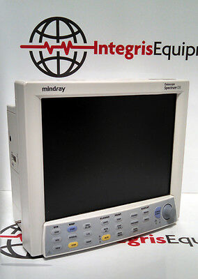 Datascope Spectrum OR Monitor ECG, SpO2, NiBP, T, IBP, Print +MORE SN MS161162L9