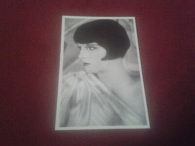 Carte Postale / Postcard Cinema Actrice Louise Brooks (Ca 26)