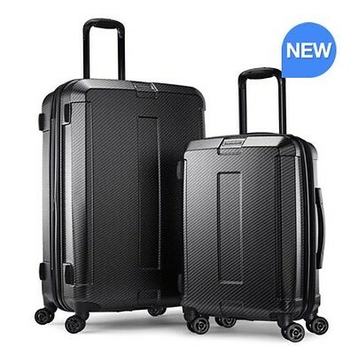 Samsonite Carbon Elite 2 Piece Luggage Set
