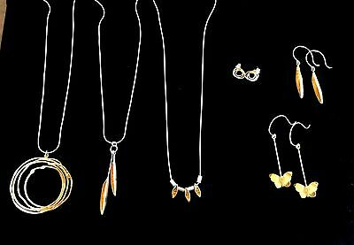 Shop Stock Clearance Job Lot Wholesale British Silver Jewellery -worth £3271 rrp