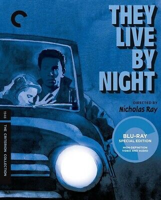 They Live By Night (2017, Blu-ray NUEVO) (REGION A)