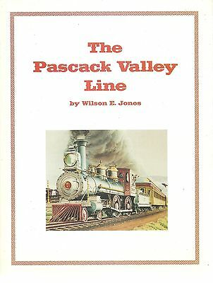 The PASCACK VALLEY LINE:  A History of the NEW JERSEY & NEW YORK RAILROAD (NEW)