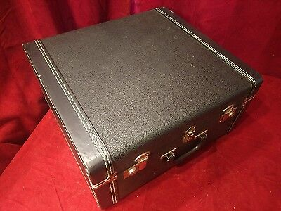 "JAM9 - Used Italian Accordion Hard Case 19.5"" x 18"" x 9"" Very Good"