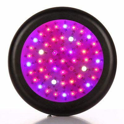 For Hydroponic Indoor Plants Mini 150W 50 LED Grow Light Veg Bloom Full Spectrum
