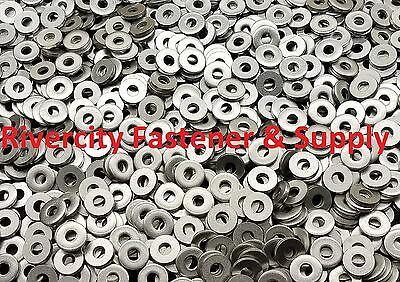 (50) M6 Metric Stainless Steel EXTRA THICK HEAVY DUTY 6mm Flat Washers