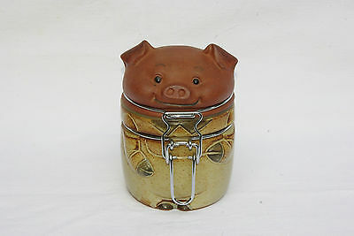 Cochon En Ceramique Pot A Terrine Ceramic Pig