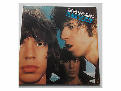 The Rolling Stones - Black And Blue - LP FOC