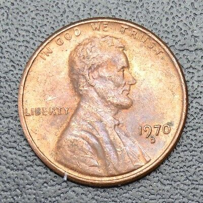 1970 Lincoln One Cent  (#C 299 )