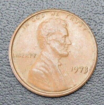 1973 Lincoln One Cent  (#C 296 )