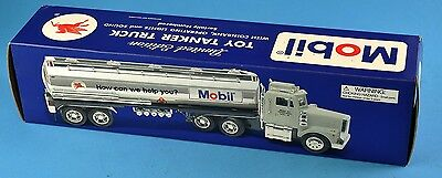 Mobil Tanker Truck 1999 Credit Card Edition 3rd in Series New In Box