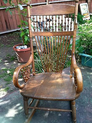 1880's rocking chair from New England