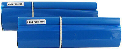 Thermal Transfer Rolle for Brother PC-202RF Fax 1010 1010E 1020 1020E 1030 1030E