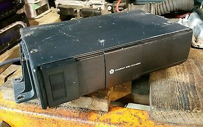 Jeep Cherokee Xj & Grand Cherokee Zj - 6 Cd Auto Changer & Magazine Cartridge