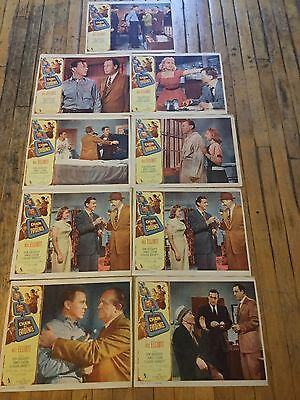 Vintage Chain Of Evidence Theatre Movie Lobby Cards