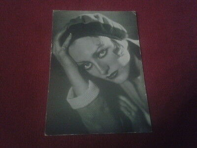 Carte Postale / Postcard Vintage Cinema Actrice Joan Crawford (3342)