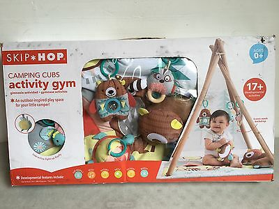 New Skip Hop Camping Cubs Activity Gym