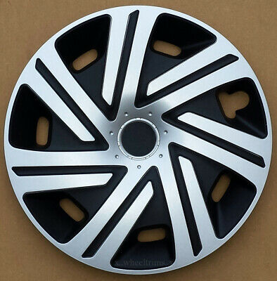 "Set of  4x16"" wheel trims to fit  Vw Transporter T5"