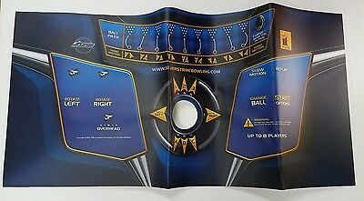 Silver Strike Bowling Control Panel Overlay by IT - NEW