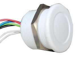 SWITCH, PIEZO, M22, 12V, RGB LED CPS22IF-PLWH-12RGB - SYSSW05264 By CAMDENBOSS