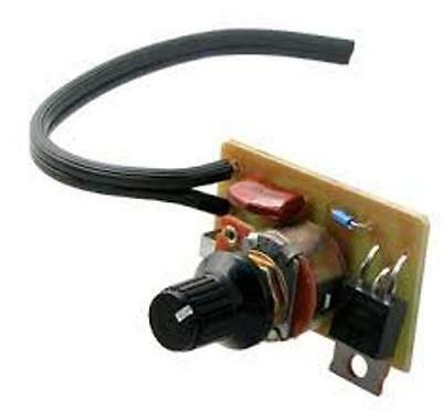 American Tackle Power Wrapper Rheostat Switch Fits Alps And Pacific Bay
