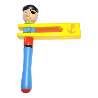 NEW Pirate Spinning Cracker - Blue Handle from Baby Barn Discounts