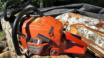Jonsered 2171 Husqvarna 372 372Xp Old Style, Not Xtorq Chainsaw Powerhead