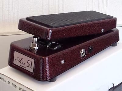 Area 51 Wah - Handmade USA  Superb pedal in every respect  FULLTONE Clyde
