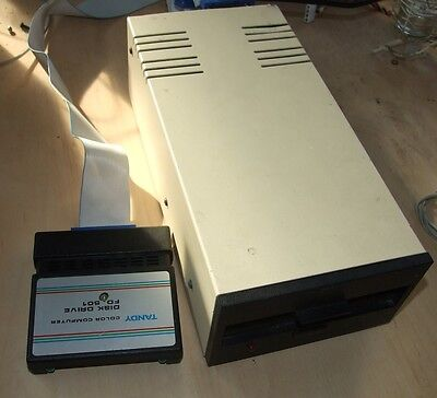 Disk Drive for Tandy TRS-80 Coco Colour computer 1 2 3