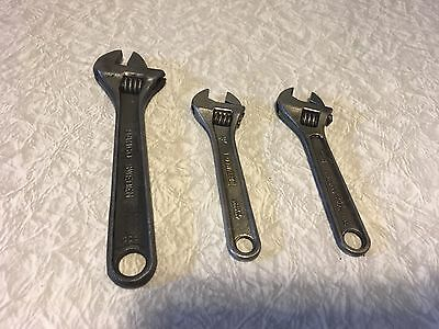 """Vintage Shifters Branded 6"""" X 1 And 4"""" X 2"""