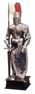 Collectibles  Medieval Wearable Knight Crusador Full Armor Suit Armor Costume