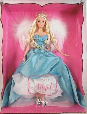 BARBIE ANGEL COUTURE NRFB - NUOVA - model muse doll collection collezione Mattel