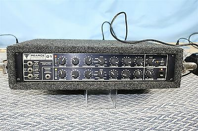 Pearce Electronics G1b G1 Amp Amplifier head SS Solid State 1987?