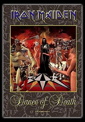 Iron Maiden dance of death Textile Poster Flag