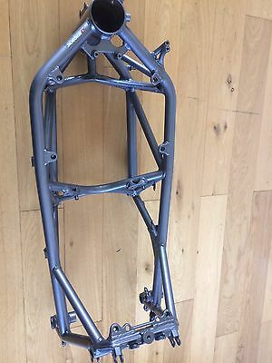ducati 748rs Ri Pierobon Factory F02 Frame Ex Monstermob Unused  996r 998r 748r