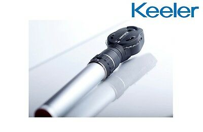 KEELER 3.6V PROFESSIONAL OPHTHALMOSCOPE with Lithium-Ion Handle - Rechargeable